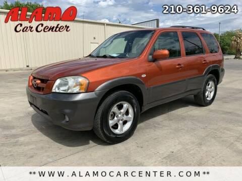 2006 Mazda Tribute for sale at Alamo Car Center in San Antonio TX