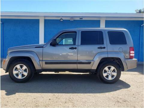 2012 Jeep Liberty for sale at Khodas Cars in Gilroy CA