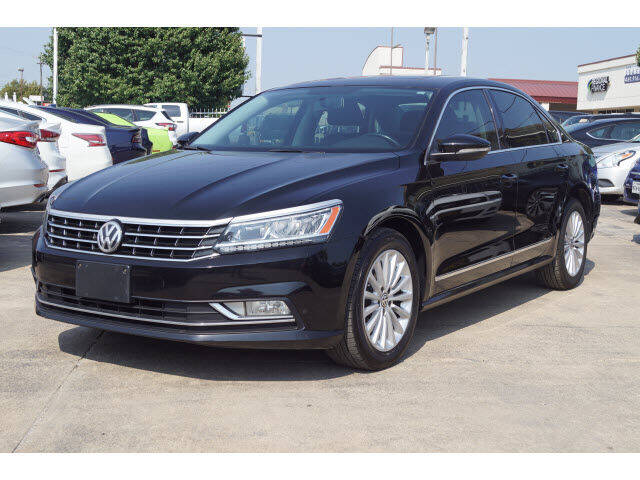 2016 Volkswagen Passat for sale at Watson Auto Group in Fort Worth TX