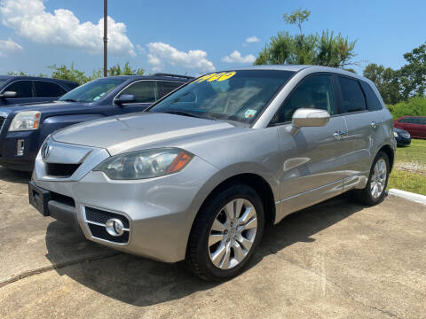 2011 Acura RDX for sale at Bobby Lafleur Auto Sales in Lake Charles LA
