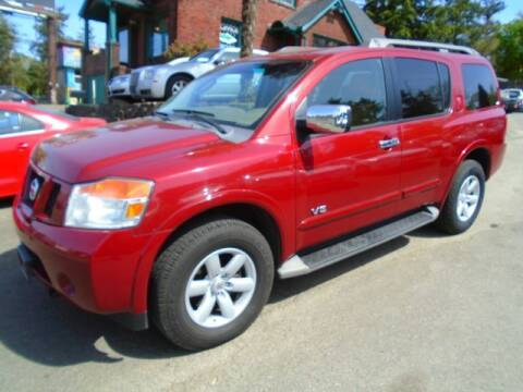 2009 Nissan Armada for sale at Carsmart in Seattle WA