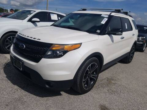 2014 Ford Explorer for sale at Bargain Auto Sales in West Palm Beach FL