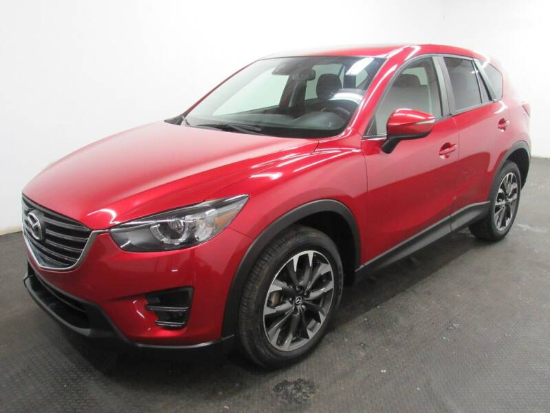 2016 Mazda CX-5 for sale at Automotive Connection in Fairfield OH