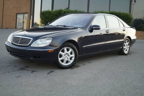 2001 Mercedes-Benz S-Class for sale at Next Ride Motors in Nashville TN