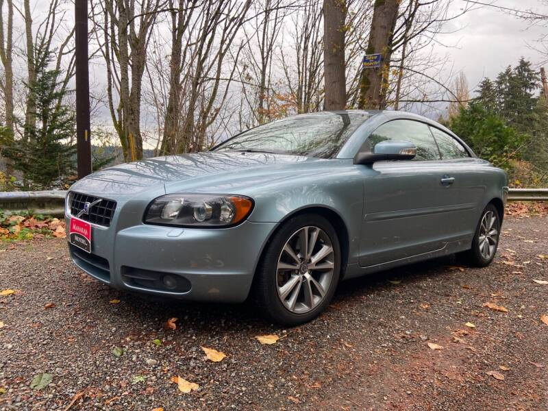 2010 Volvo C70 for sale at Maharaja Motors in Seattle WA
