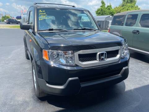 2011 Honda Element for sale at Holland Auto Sales and Service, LLC in Somerset KY