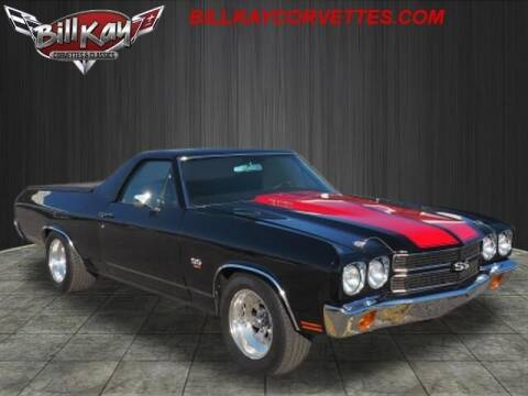 1970 Chevrolet El Camino for sale at Bill Kay Corvette's and Classic's in Downers Grove IL