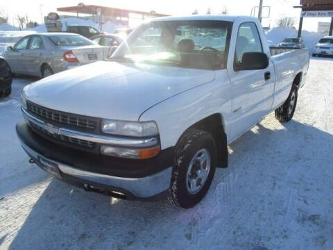 2002 Chevrolet Silverado 1500 for sale at King's Kars in Marion IA