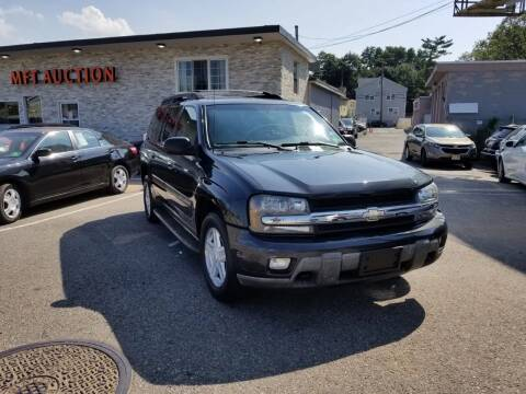 2003 Chevrolet TrailBlazer for sale at MFT Auction in Lodi NJ