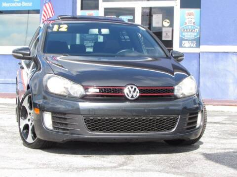 2012 Volkswagen GTI for sale at VIP AUTO ENTERPRISE INC. in Orlando FL