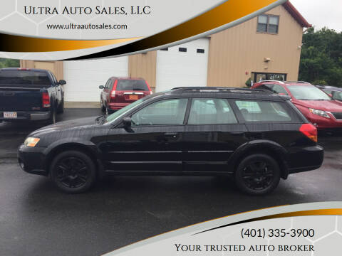 2005 Subaru Outback for sale at Ultra Auto Sales, LLC in Cumberland RI