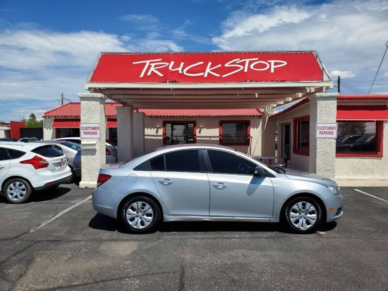 2013 Chevrolet Cruze for sale at TRUCK STOP INC in Tucson AZ