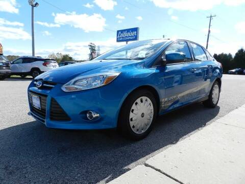2012 Ford Focus for sale at Leitheiser Car Company in West Bend WI