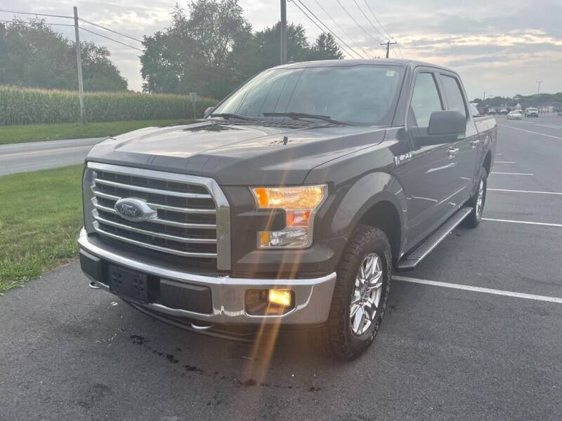 2017 Ford F-150 for sale at NOLT AUTO SALES LLC in Manheim PA