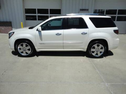 2015 GMC Acadia for sale at Quality Motors Inc in Vermillion SD