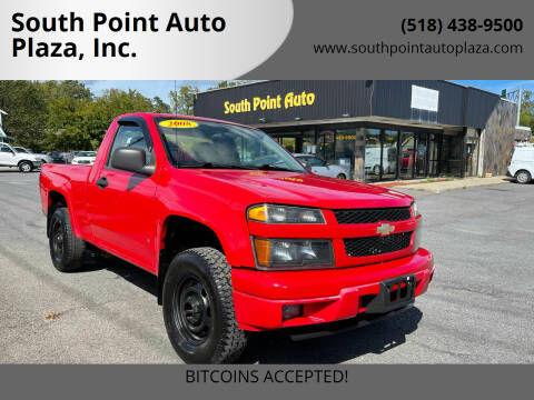 2008 Chevrolet Colorado for sale at South Point Auto Plaza, Inc. in Albany NY