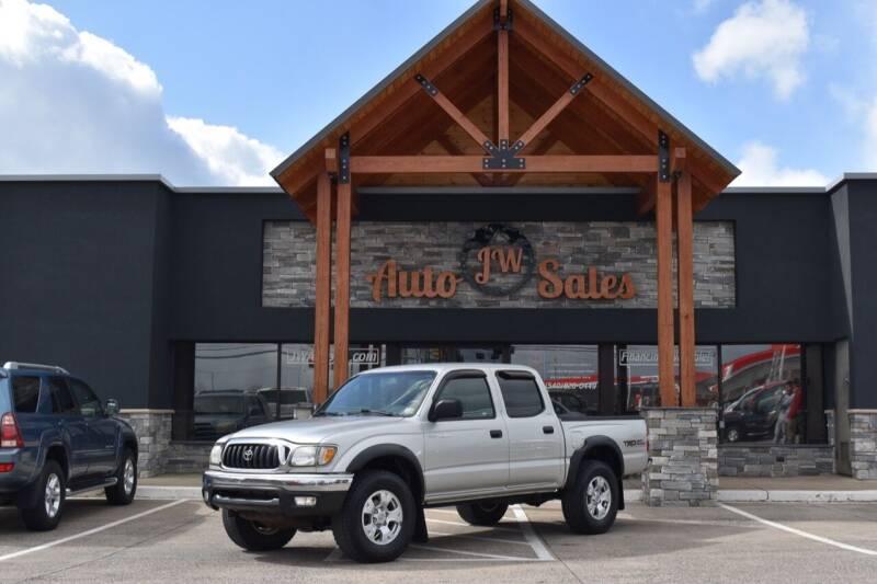 2004 Toyota Tacoma for sale at JW Auto Sales LLC in Harrisonburg VA