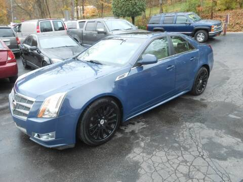 2010 Cadillac CTS for sale at AUTOS-R-US in Penn Hills PA