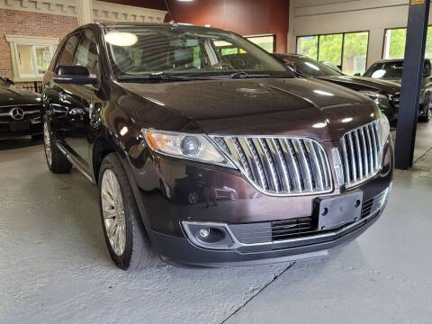 2015 Lincoln MKX for sale at AW Auto & Truck Wholesalers  Inc. in Hasbrouck Heights NJ
