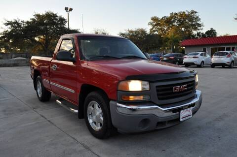 2007 GMC Sierra 1500 Classic for sale at STEPANEK'S AUTO SALES & SERVICE INC. in Vero Beach FL