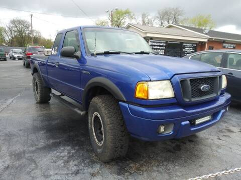 2004 Ford Ranger for sale at Guidance Auto Sales LLC in Columbia TN