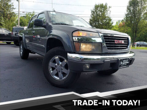 2009 GMC Canyon for sale at Woolley Auto Group LLC in Poland OH