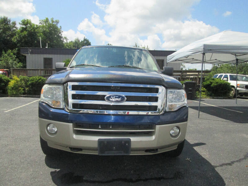 2008 Ford Expedition EL for sale at Olde Mill Motors in Angier NC