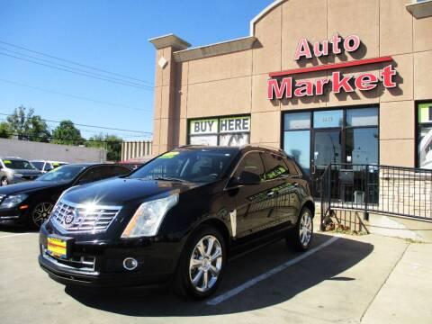 2013 Cadillac SRX for sale at Auto Market in Oklahoma City OK