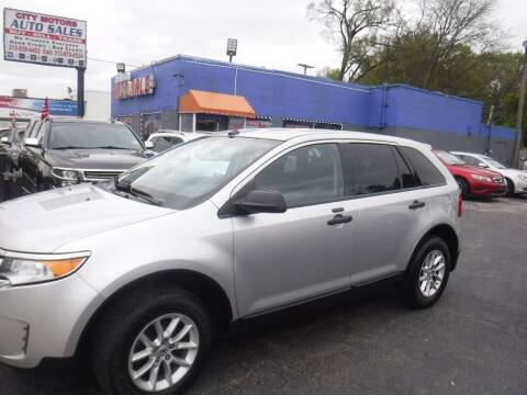 2013 Ford Edge for sale at City Motors Auto Sale LLC in Redford MI
