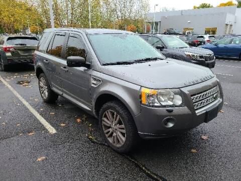 2010 Land Rover LR2 for sale at BETTER BUYS AUTO INC in East Windsor CT
