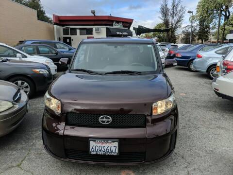 2009 Scion xB for sale at Auto City in Redwood City CA