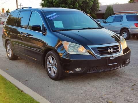 2008 Honda Odyssey for sale at Apollo Auto El Monte in El Monte CA