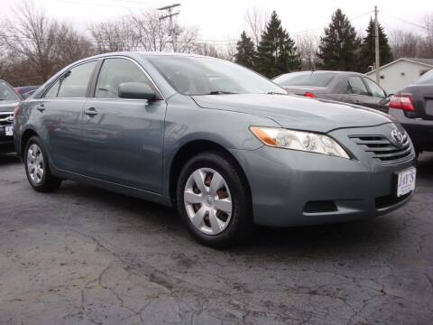 2009 Toyota Camry for sale at Jay's Auto Sales Inc in Wadsworth OH