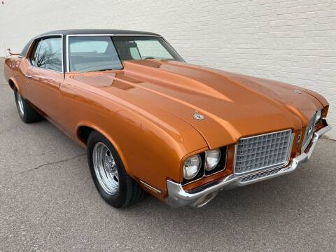 1972 Oldsmobile Cutlass Supreme for sale at Best Value Auto Sales in Hutchinson KS
