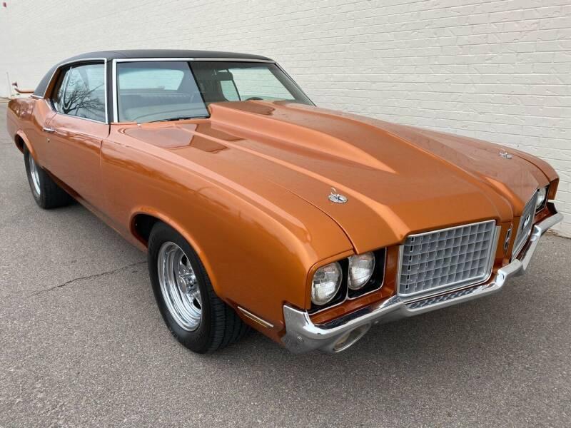 1972 Oldsmobile Cutlass Supreme for sale at Best Value Auto Sales in Hutchinson KS