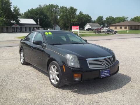 2004 Cadillac CTS for sale at BRETT SPAULDING SALES in Onawa IA