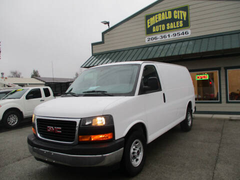 2018 GMC Savana Cargo for sale at Emerald City Auto Inc in Seattle WA