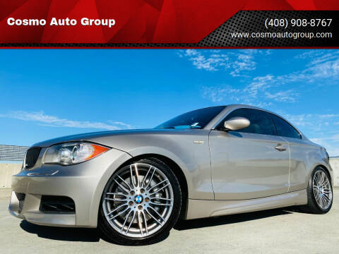 2009 BMW 1 Series for sale at Cosmo Auto Group in San Jose CA