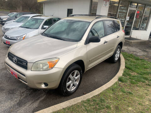 2008 Toyota RAV4 for sale at Complete Auto World in Toledo OH