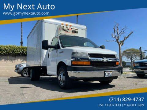 2008 Chevrolet Express Cutaway for sale at My Next Auto in Anaheim CA
