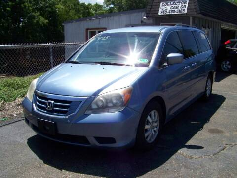 2009 Honda Odyssey for sale at Collector Car Co in Zanesville OH