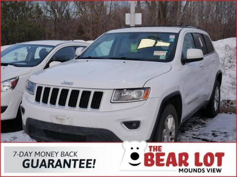 2014 Jeep Grand Cherokee for sale at Rydell Auto Outlet in Mounds View MN