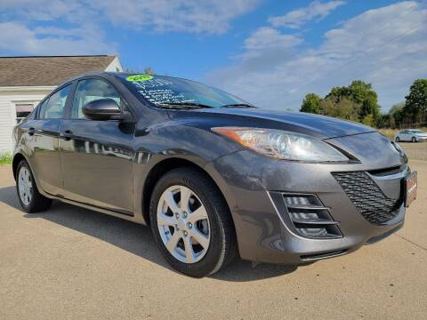 2010 Mazda MAZDA3 for sale at CarNation Auto Group in Alliance OH