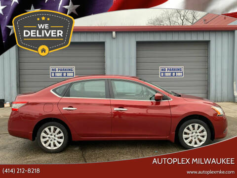 2015 Nissan Sentra for sale at Autoplex 2 in Milwaukee WI