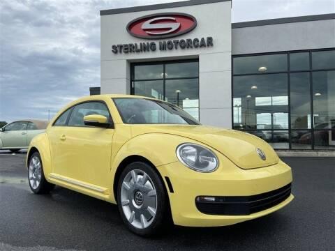 2012 Volkswagen Beetle for sale at Sterling Motorcar in Ephrata PA