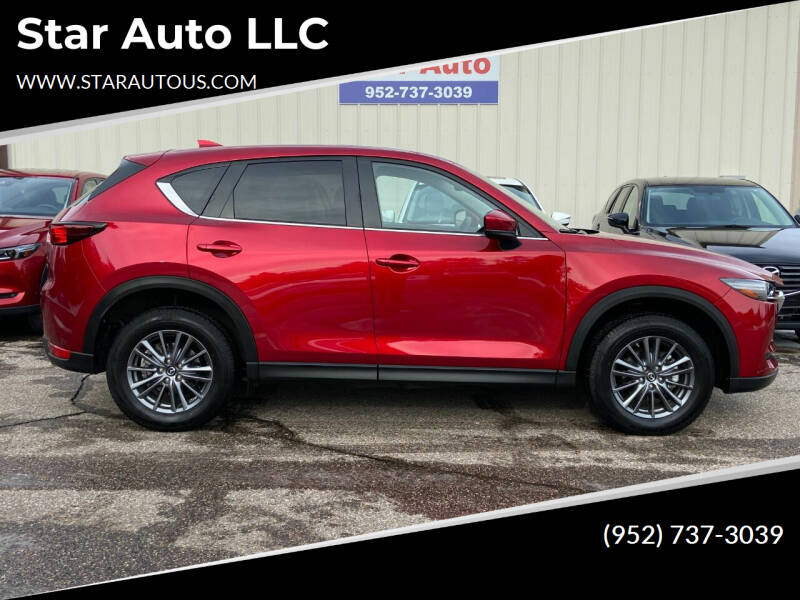 2019 Mazda CX-5 for sale at Star Auto LLC in Jordan MN