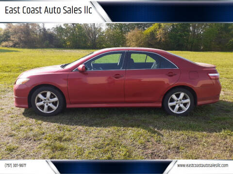 2009 Toyota Camry for sale at East Coast Auto Sales llc in Virginia Beach VA
