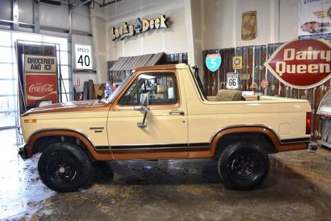 1982 Ford Bronco for sale at Cool Classic Rides in Redmond OR