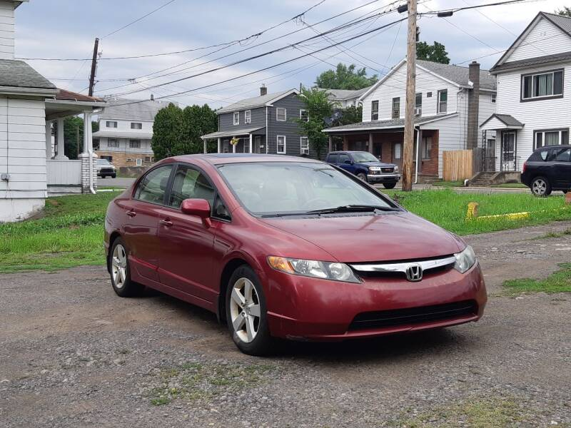 2006 Honda Civic for sale at MMM786 Inc. in Wilkes Barre PA