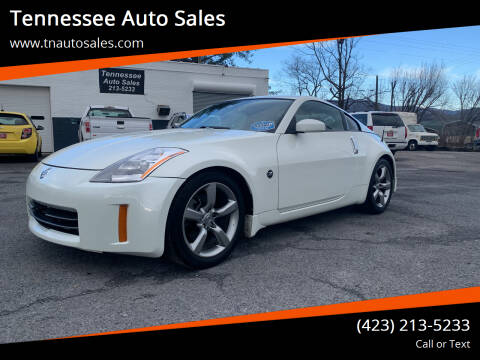 2006 Nissan 350Z for sale at Tennessee Auto Sales in Elizabethton TN